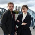 ZDF dreht neue Krimiserie im Breisgau – Joscha Kiefer und Katharina Nesytowa gehen auf Verbrecherjagd – © ZDF/Barbara Bauriedl