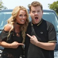 """""""Carpool Karaoke"""": Britney Spears singt mit James Corden ihre größten Hits – Neueste Ausgabe der beliebten """"Late Late Show""""-Rubrik – Bild: CBS/Sonja Flemming"""