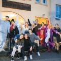 """""""Das Internat"""": Zweite Staffel der Influencer-Serie angekündigt – Neue Folgen im April auf Joyn – © Joyn/RinkMedia/Raphael Matschi"""