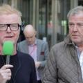 """Moderator Chris Evans startet mit Autoshow """"Top Gear"""" Anfang Mai durch – BBC zeigt Weihnachtsspecial mit Vorgänger Jeremy Clarkson – Bild: WENN/BBC"""