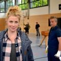 """[UPDATE] """"Lehrerin auf Entzug"""": Neue ZDFneo-Comedy mit Christine Eixenberger – Grundschullehrerin soll nach Schulöffnung weiter Homeschooling betreiben – © ZDF/Bernd Schuller"""