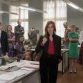 """""""Zarah"""": ZDF kündigt neue Primetime-Serie mit Claudia Eisinger an – 1970er-Jahre-Emanzipationsgeschichte einer Journalistin – Bild: ZDF/Georges Pauly"""