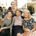 """""""Club der einsamen Herzen"""": Uschi Glas, Jutta Speidel und Hannelore Elsner drehen ARD-Fernsehfilm – Drei Frauen im besten Alter wollen es noch einmal wissen – Bild: ARD Degeto/API/Michael Tinnefe"""