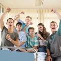 """Interviews mit den Darstellern vom """"Club der roten Bänder"""" – Schauspieler geben Einblick in die am Montag startende zweite Staffel – von Dennis Braun"""