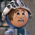 """""""Crossing Swords"""": Ausführlicher Trailer zur neuen Animationsserie – Aufrechter Knappe zwischen korruptem König und diebischer Familie – Bild: hulu"""