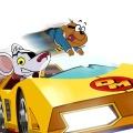 """""""Danger Mouse""""-Neuauflage startet bei Nickelodeon – 1980er-Jahre-Cartoon in neuem Gewand – Bild: CBBC"""