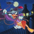 """""""Darkwing Duck"""" gewinnt erste Kultserien-Abstimmung im Disney Channel – Cartoonklassiker an jedem Samstag im März zu sehen – © Disney"""