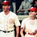 """""""Eine Klasse für sich"""" wird zur Amazon-Serie – Film mit Tom Hanks, Geena Davis und Madonna kam 1992 ins Kino – © Columbia Pictures"""