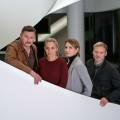"""""""Das Quartett"""": ZDF-Samstagskrimi mit Anja Kling wird fortgesetzt – Drehstart für zwei neue Folgen – © ZDF/Oliver Vaccaro"""
