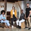 """""""deep und deutlich"""": NDR startet Talkshow für junge Menschen – Aminata Belli und MoTrip im Moderatorenteam – © NDR/Hendrik Lüders"""