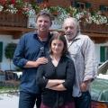 """""""Der Bergdoktor"""": Christian Kohlund verstärkt ZDF-Erfolgsserie – Dreharbeiten zur elften Staffel – Bild: ZDF/Stefanie Leo"""