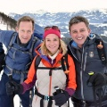"""Der Bergdoktor"": ZDF dreht nächstes Winterspecial – Neuer Quotenrekord in der jungen Zielgruppe – Bild: ZDF/Bernd Schuller"