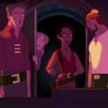"""Zu schön, um wahr zu sein: Fan erstellt """"Trailer"""" zu animierter """"Firefly""""-Fortsetzung – Wie die Abenteuer der Serenity weiter gehen könnten – Bild: @stephenbyrne86"""