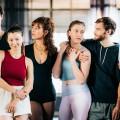 """""""Even Closer – hautnah"""": TVNOW zeigt neue Tanzserie ab Februar – Neue eigenproduzierte Serie des Streamingdienstes – Bild: TVNOW/Sascha Hoecker"""