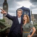 """""""Doctor Who"""": Neuer Trailer enthüllt weitere Details zu Staffel 9 – Sorgt """"Sherlock"""" für kürzere Staffel 10? – Bild: Guy Levy/BBC"""