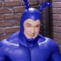 """Peter Serafinowicz übernimmt Hauptrolle in Amazon-Remake von """"The Tick"""" – Blauer Superheld von Autor Ben Edlund kehrt zurück – © FOX"""