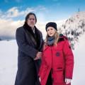 """""""Der Pass"""": ZDF zeigt hochgelobte Sky-Serie erstmals im Free-TV – Grenzüberschreitender Krimi mit Nicholas Ofczarek und Julia Jentsch – © ZDF/sammy hart"""