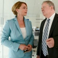 """Rainer Hunold kehrt als """"Der Staatsanwalt"""" ins ZDF zurück – Dreharbeiten für zwei neue Folgen starten in Wiesbaden – Bild: ZDF / Andrea Enderlein"""