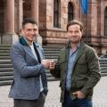 """""""Der Staatsanwalt"""": Kommissar steigt aus – Simon Eckert verlässt ZDF-Krimi, Max Hemmersdorfer übernimmt – Bild: ZDF und Andrea Enderlein"""