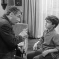 """hr-Fernsehen wiederholt """"Der Vater und sein Sohn"""" – Rarität aus den 1960er Jahren ab Ende Dezember – Bild: Pidax film media LTD (AL!VE)"""