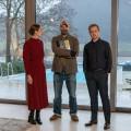"""""""Der Zauberwürfel"""": Heiner Lauterbach und Matthias Koeberlin in neuem Krimi-Zweiteiler – Neuer ZDF-Krimi behandelt """"Mord in der Familie"""" – © ZDF/Wolfgang Ennenbach"""