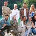 """""""#CoupleChallenge"""": TVNOW kündigt neue Realityshow an – Altbekannte Sternchen müssen Glamping-Challenge überstehen – © TVNOW/Pervin Inan-Serttas"""