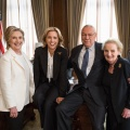 """Madam Secretary"": Sky 1 zeigt fünfte Staffel als Deutschlandpremiere – Showtime-Comedy ""Work in Progress"" landet bei Sky Atlantic – © Madeleine Albright/Twitter"