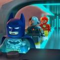 """Super RTL zeigt LEGO DC Comics Specials und neuen """"Batman Unlimited""""-Zeichentrickfilm – Superhelden-Samstagabend im April – © Warner Bros. Animation"""