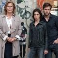 """""""Die Informantin"""": ARD-Thriller mit Aylin Tezel wird fortgesetzt – Drehstart zum zweiten Teil in Berlin – Bild: ARD Degeto/UFA Fiction/Britta"""