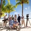 """""""Die Inselärztin"""" kehrt Anfang 2019 zurück – Zwei neue Folgen mit Anja Knauer auf Mauritius – Bild: ARD Degeto/Tivoli Film/Diensen"""