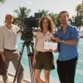 """""""Die Inselärztin"""": Neue ARD-Reihe startet im Januar 2018 – Anja Knauer als Hotelärztin auf Mauritius – Bild: ARD Degeto/Tivoli Film/Diensen Pamben"""
