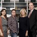 """""""Die Kanzlei"""" öffnet Ende November wieder im Ersten – Zweite Staffel der """"Der Dicke""""-Nachfolgeserie – Bild: ARD/Georges Pauly"""
