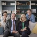 """""""Die Kanzlei"""": Sendetermin des Spin-Off-Films steht fest – Sabine Postel und Herbert Knaup sind """"Reif für die Insel"""" – Bild: ARD/Georges Pauly"""