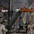 """Zum Kriegsausbruch 1914 zeigt ARD """"Die Männer der Emden"""" – Filme und Dokus erinnern an den Ersten Weltkrieg – © Berengar Pfahl Film / Hardy Brackmann"""