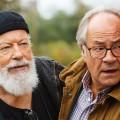 """Bill Mockridge wird zum neuen """"Rentnercop"""" – Hartmut Volle gehört ebenso zum neuen Ermittler-Duo – Bild: ARD/Kai Schulz"""