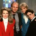 """""""Murphy Brown""""-Fortsetzung engagiert weitere Alt-Stars – Redaktionskollegen von Candice Bergen erneut mit an Bord – Bild: CBS"""
