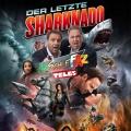 """[UPDATE] Neue """"SchleFaZ""""-Staffel startet mit """"Sharknado""""-Finale – Kalkofe und Rütten zelebrieren letzten Teil des Hai-Tornados – Bild: Tele 5"""