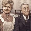 """hr-Fernsehen wiederholt """"Die Schöngrubers"""" und """"Rinaldo Rinaldini"""" – Wiedersehen mit Hans Holt, Marika Rökk und Fred Williams – Bild: Alive AG"""