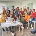 """""""Krass Schule"""": Nach den Sommerferien geht's zurück auf die Schulbank – Vierte Staffel der RTL II-Soap ab September – © RTL II"""