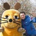 """""""Sendung mit der Maus"""" feiert gleichzeitig Ostern und 2000. Folge – Bunte Ostereier prägen Special und preisgekrönte App – © WDR/Berger"""