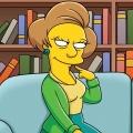 """""""Die Simpsons"""" verlieren Edna Krabappel durch Tod von Marcia Wallace – 'Emmy'-Preisträgerin stirbt im Alter von 70 Jahren – © Fox"""
