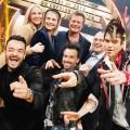 """Quoten: """"Ultimative Chart Show"""" macht """"Dancing on Ice"""" platt – Gesamtsieg für den """"besten Papa der Welt"""", Tim Mälzers """"Ready to beef"""" weiter schwach – Bild: TVNOW / Stefan Gregorowius"""