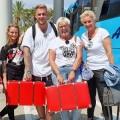 """""""Die Urlauber"""": VOX startet neuen Versuch Ende Mai – Drei Paare in Palma zwischen Low Budget, Standard und Luxus – Bild: TVNOW"""