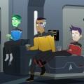 """""""Star Trek: Lower Decks"""" veröffentlicht überdrehten ersten Trailer – Neue Animationsserie im Universum von """"Raumschiff Enterprise"""" – © CBS All Access"""