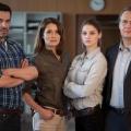 """""""Die Wallensteins"""": Neuer ZDF-Samstagskrimi läuft Mitte April – Anja Kling und Lisa Tomaschewsky als Mutter-Tochter-Ermittlerduo – Bild: ZDF"""
