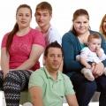 """""""Die Wollnys"""": RTL II startet sechste Staffel Ende Juni – Doku-Soap um Großfamilie geht weiter – © RTL II"""