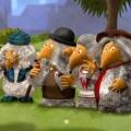 """Channel 5 bestätigt """"Wombels""""-Comeback – 52 neue Folgen des Kinderklassikers – © Channel 5"""