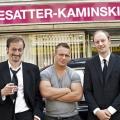 """Neue ZDFneo-Comedy """"Diese Kaminskis"""" geht im November in Serie – Erste Staffel des """"TVLab""""-Formats startet – Bild: ZDF/Marcel Haupt"""