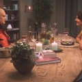 """Versteckte TV-Perlen: """"Dinner Party"""" – Unter vier Augen mit Hella von Sinnen – Nächtliche Talkshow mit Marlene Lufen in Sat.1 – Bild: Good Times Fernsehproduktions-GmbH"""