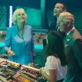 """Ticketverkauf zu 50 Jahren """"Doctor Who"""" startet nach Besuch von Prinz Charles – Matt Smith und drei weitere Darsteller des Timelords sind im November dabei – © BBC"""